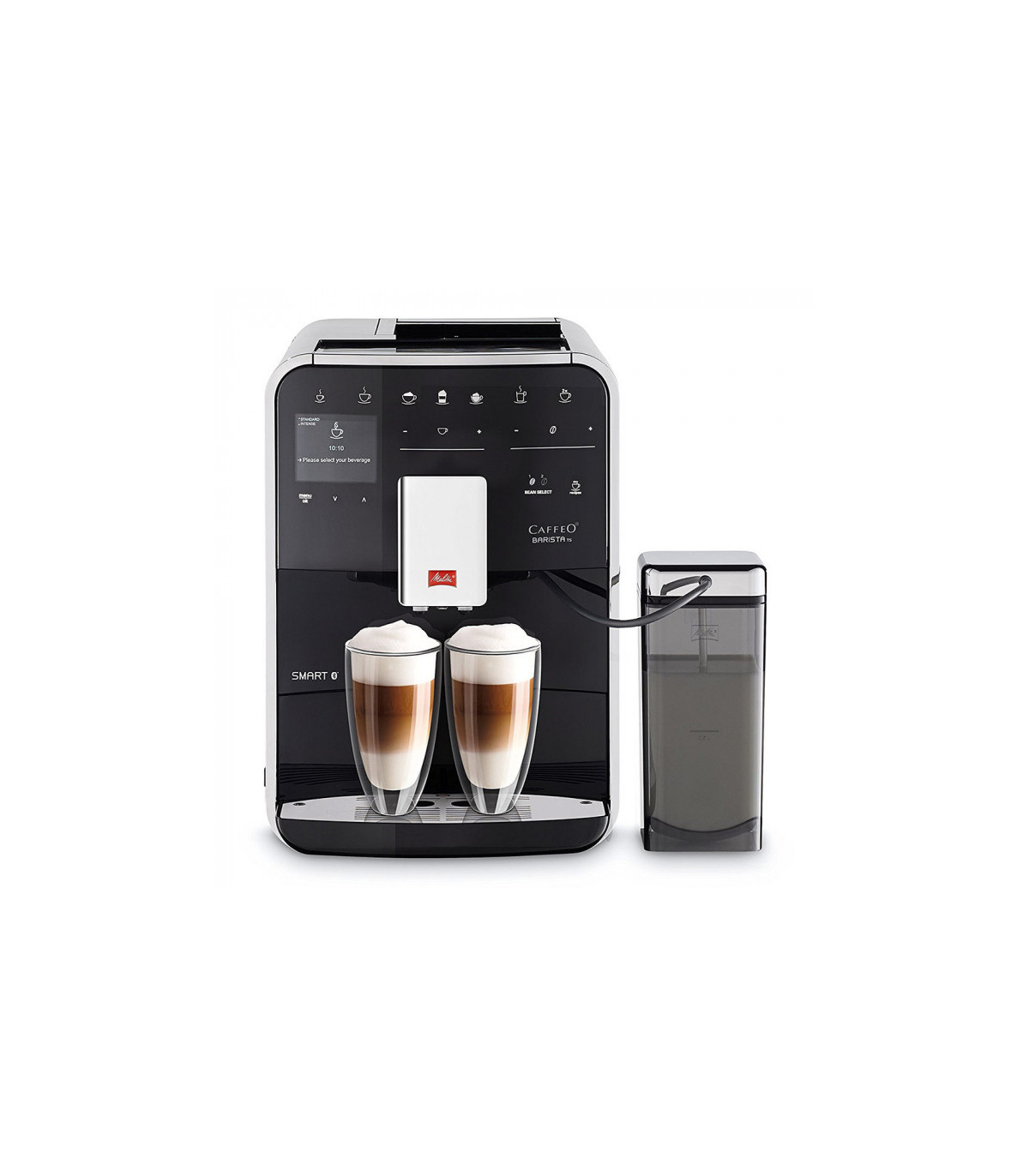 hinnavaatlus melitta kohvimasin f85 0 102 barista ts smart. Black Bedroom Furniture Sets. Home Design Ideas