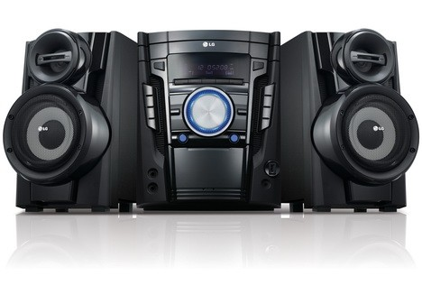 DVD/Bluray stereo systems