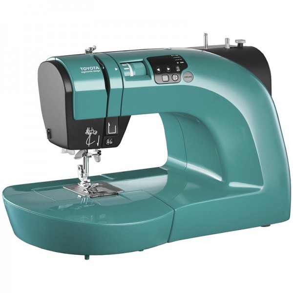 Sewing- and embroidery machines